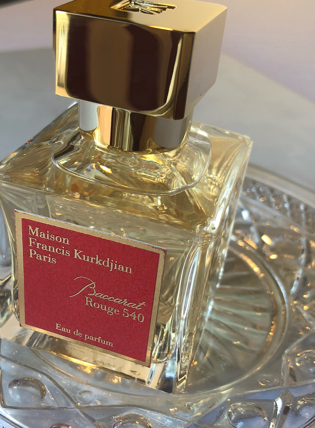 Cultivating Your Scent Ft Baccarat Rouge 540